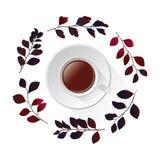 Kupa av Tea Arkivfoto