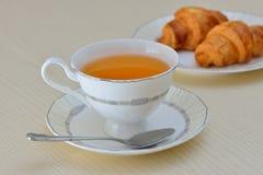 Kupa av Tea Royaltyfria Foton