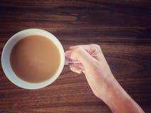 Kupa av Tea Royaltyfri Foto