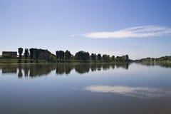 Kupa del río Imágenes de archivo libres de regalías