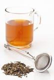 Kupa med tea Royaltyfri Bild