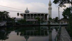 Kupa Ro meczet w Bangkok, Tajlandia zbiory