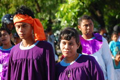 Kupang Easter festival Stock Photography