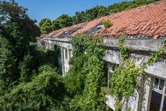 Kupari Tourist Complex Stock Images