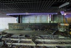 Kupari turysty kompleks Zdjęcie Royalty Free