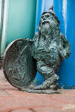 Kupczyk, Dwarf Wroc�aw Stock Photography