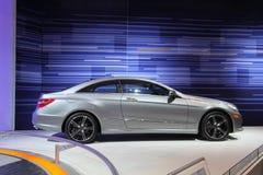 Kupee Mercedes-CLS Stockfoto