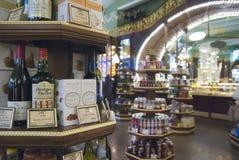 Kupetz Eliseevs Food Hall Stock Photo