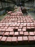 Kupfer Stockbild