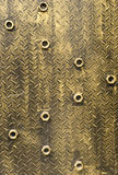 Kupfer und Nuss stockfotos