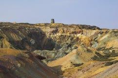 Kupfermine Lizenzfreie Stockfotografie