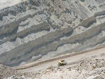 Kupfermine in Chile Lizenzfreies Stockfoto
