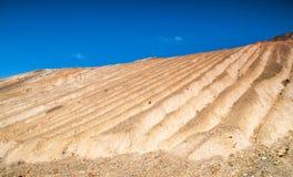 Kupfermine nahe Zar Asen-Dorf, Bulgarien stockfotografie