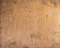 Kupferne Beschaffenheit Lizenzfreies Stockfoto