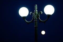 Kupferne Lampe Lizenzfreie Stockfotografie