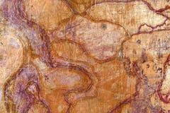 Kupferne Oxidation lizenzfreies stockbild