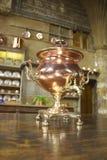 Kupferne Urne 2 Lizenzfreie Stockfotografie