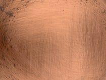 Kupferner Hintergrund Stockfotos