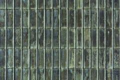 Kupfernes Dach lizenzfreie stockfotos