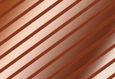 Kupfernes Muster stockbilder