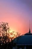 kupol Fotografering för Bildbyråer