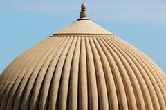 Kupol av Bibi-Heybat den historiska moskén i Baku, Azerbajdzjan arkivfoton