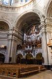 Kupol av den Berlin domkyrkan Arkivbilder