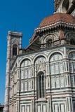 Kupol av Florence, Tuscany Arkivfoto
