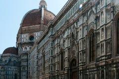 Kupol av Florence, Tuscany Royaltyfria Bilder