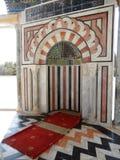 KUPOL AV KEDJAN I JERUSALEM, ISRAEL Royaltyfria Foton