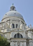 Kupol av St Mary av hälsokyrkan Arkivbilder