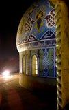 Kupol Fardous Mosque Royaltyfri Bild