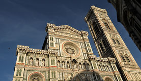 Florence kupol Royaltyfria Foton