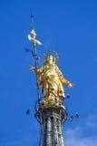 kupol milan Arkivbilder