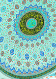 Kupolen av den Alanya moskén Royaltyfri Bild