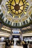 Kupolen av den Tokyo stationen Royaltyfria Foton