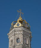 Kupolen av domkyrkan av vår Lady av underteckna royaltyfria foton