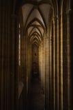 Kupolen av Meissen, Tyskland Arkivfoto
