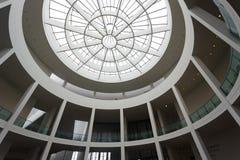Kupolen av museet i Munich Royaltyfri Foto