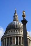 Kupolen av St. Pauls Fotografering för Bildbyråer