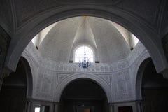 Kupolen, museet av Bardo i Tunis Arkivbild