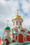 kupoler Arkivbild