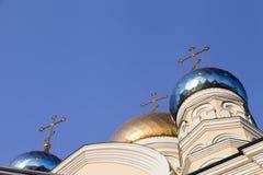 Ortodoxkyrka royaltyfri bild