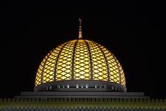 Kuppel der großartigen Moschee Stockfotografie