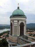 Kuppel in Esztergom, Stockfotografie