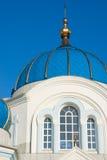Kuppel und Fenster Stockfoto