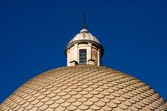 Kuppel von Camposanto Di Pisa Lizenzfreie Stockfotos