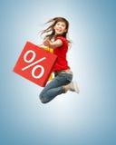 Kupujący Zdjęcia Stock