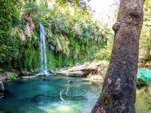 Kurşunlu Şelalesi (Kursunlu Waterfall) - Antalya - Turkey Royalty Free Stock Photography