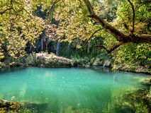Kurşunlu Şelalesi (Kursunlu Waterfall) - Antalya - Turkey Royalty Free Stock Photo